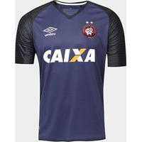 Camisa Athletico-Pr Goleiro 17/18 S/Nº Torcedor Umbro Masculina - Masculino