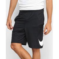 Bermuda Nike Hbr Masculina - Masculino-Preto