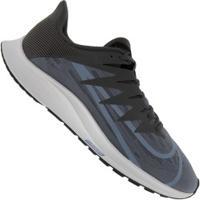 Tênis Nike Zoom Rival Fly - Masculino - Azul/Branco