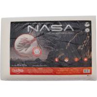 Travesseiro Duoflex Viscoelástico Nasa-X 45X65 Bege