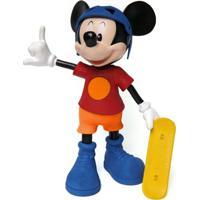 Boneco Mickey Radical - Elka - Disney - Unissex-Incolor