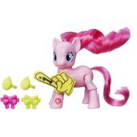 Mini Figura Articulada - My Little Pony Explore Equestria - Pinkie Pie Torcedora - Hasbro - Feminino