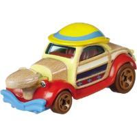 Carrinho Hot Wheels Disney Pinocchio - Mattel