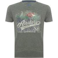 Camiseta Adventure Explorer Aleatory Masculina - Masculino