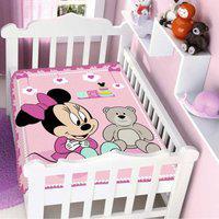 Cobertor Menina Disney Minnie Surpresa Jolitex