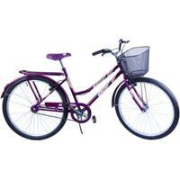 Bicicleta Aro 26 Feminina Vb Malaga - Feminino