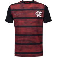 Camiseta Do Flamengo Proud 20 - Masculina - Preto/Vermelho