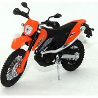 Mini Moto Cycle - Escala 1:18 - Ktm 690 Enduro - Califórnia Toys