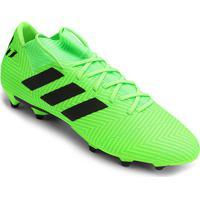 Netshoes  Chuteira Campo Adidas Nemeziz Messi 18 3 Fg - Unissex 0fb282012c65a