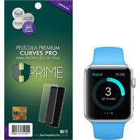 Película Protetora Hprime Curves Pro Para Watch 42Mm Transparente