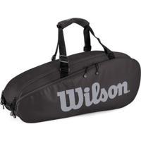 Raqueteira Wilson Esp Tour X6 - Unissex