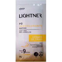 Cless Lightner Pó Descolorante Rápido 9 Tons - Gérmen De Trigo 20G