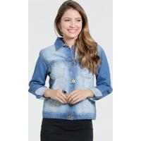 Jaqueta Feminina Jeans Marisa