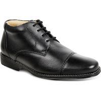 Sapato Masculino Sandro Moscoloni Norwich Preto