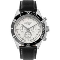 Relógio Condor Civic Masculino - Masculino-Prata