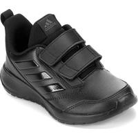Tênis Infantil Adidas Altarun Cf K Velcro - Unissex-Preto