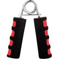 Hand Grip Com Espuma Wct Fitness - Unissex-Vermelho+Preto