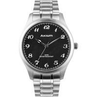 Relógio Akium Masculino Aço - Tmg6986N1A