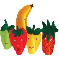 Dedoches Solapa Refil Frutas - Fundamental - Kanui