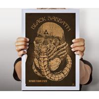 Poster Black Sabbath
