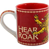 Caneca Lannister Game Of Thrones Hear Me Roar