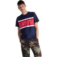 Camiseta Levis Colorblock - M