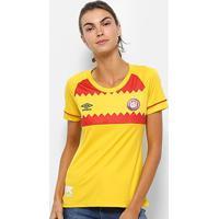 Camisa Athletico-Pr Ii 2018 S/N° El Huracán Torcedor Umbro Feminina - Feminino