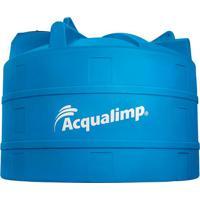 Caixa D'Água Tanque 6000L Azul - Acqualimp - Acqualimp