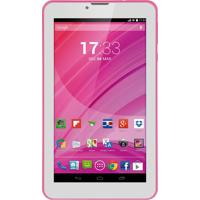 Tablet Multilaser M7 7 Polegadas 3G Dual Quad Core Rosa Nb225