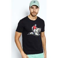 """Camiseta """"Polo Player""""- Pretaclub Polo Collection"""