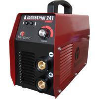 Máquina Inversora De Solda Tig Bambozzi A Industrial 241 Bivolt