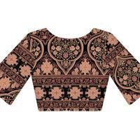 Blusa Cropped Estampada Tecido Camel Back - Lez A Lez