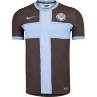 Camisa Jogador Do Corinthians Iii 2020 Nike - Masculina - Marrom