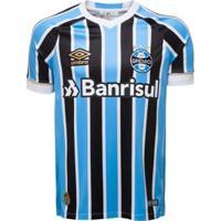 Camisa Umbro Grêmio I 2018 N° 10 Jogador Masculina - Masculino