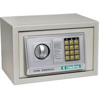 Cofre Eletrônico- Bege- 20X31X20Cm- Futureordene
