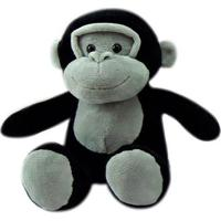 Pelúcia 27 Cm - Animais - Macaco - Minimi