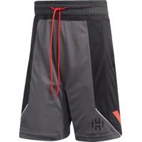 Short Adidas Harden Cinza