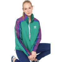 Jaqueta Adidas Originals Track Top Verde