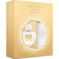 Kit Coffret Antonio Banderas Her Golden Secret Feminino Eau De Parfum