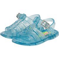 Sandália Tricae Infantil Aranha Azul