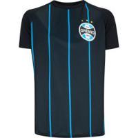 Camiseta Do Grêmio 2019 Retrô 1956 - Feminina - Preto