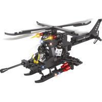 Swat Helicóptero 202 Pçs - Playcis