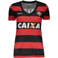 Camisa Topper Vitória I 2017 Feminina