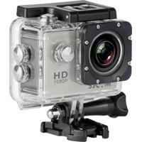 Câmera De Ação Sjcam 12Mp Wifi Sj4000 Prata