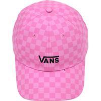 Boné Vans Court Side Printed Hat Rosa