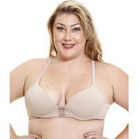 Sutiã Feminino Modelo Nadador Plus Size Marisa