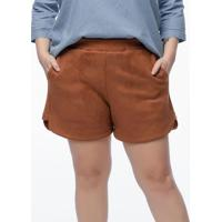 Short Plus Size Telha
