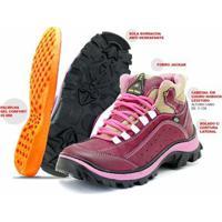 Bota Atron Shoes Adventure Feminina - Feminino