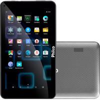 "Tablet Philco Wifi 8Gb 7"" Ptb7Qsg Preto"