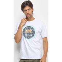 Camiseta Hd Cozy Masculina - Masculino-Branco
